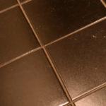 Szare mydło do kafelków