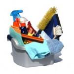 Wysprzątaj dom przed świętami