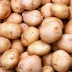 Stare i młode ziemniaki