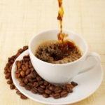 Świeży zapach kawy