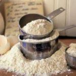 Wybór mąki