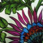 Malowane szkło