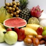 Rozgotowane owoce