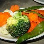 Przecieranie warzyw