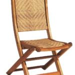 Odnawianie wyplatanego siedzenia z wikliny