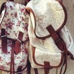 Plecak elementem modnej stylizacji