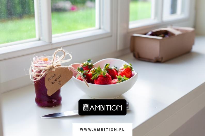 Domowe przetwory – praktyczna kolekcja AMBITION