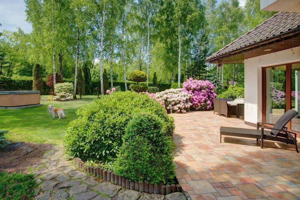 Jak Urządzić Nowoczesny Ogród Jestem Panią Domu