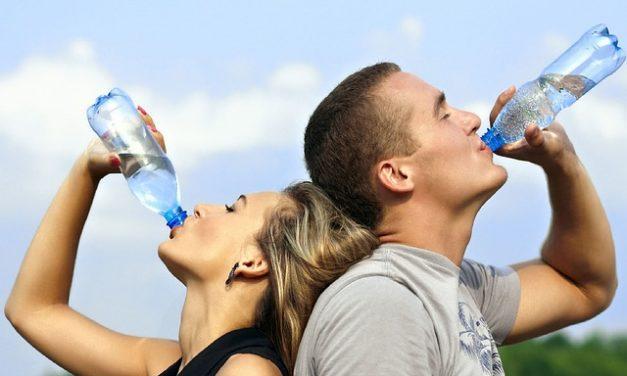 Termin przydatności – woda