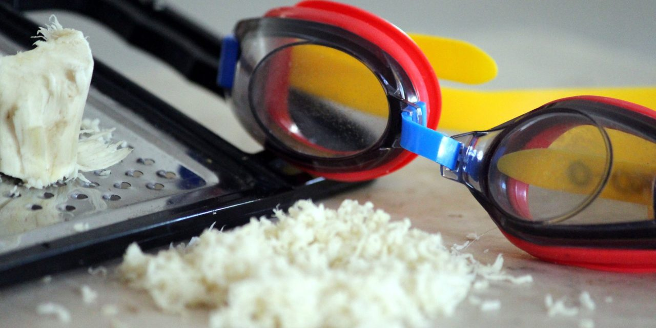 Jak zrobić chrzan tarty bez wychodzenia z domu?