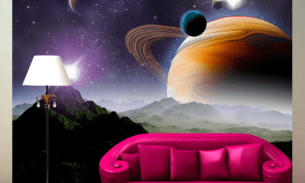 Fototapety kosmiczne: oryginalny wybór dla kreatywnych ludzi