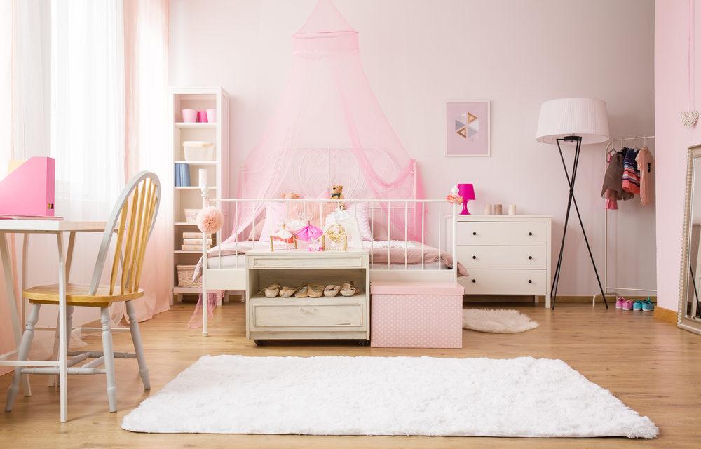 Urządzamy pokój dla dziecka. O czym należy pamiętać?