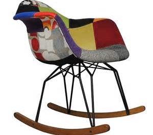 Do jakich aranżacji wykorzystamy fotel patchwork?