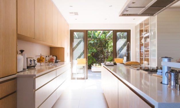 Fototapeta do kuchni – jak w szybki sposób odświeżyć jej wnętrze
