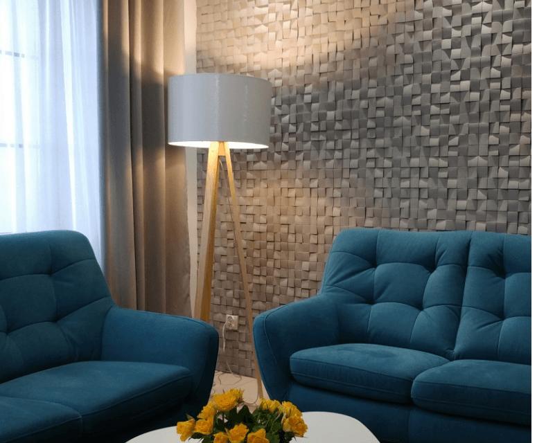 Lampa podłogowa – najbardziej funkcjonalna forma oświetlenia w mieszkaniu