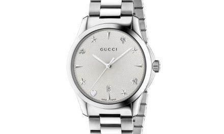 Dlaczego zegarek Gucci to dobra inwestycja?