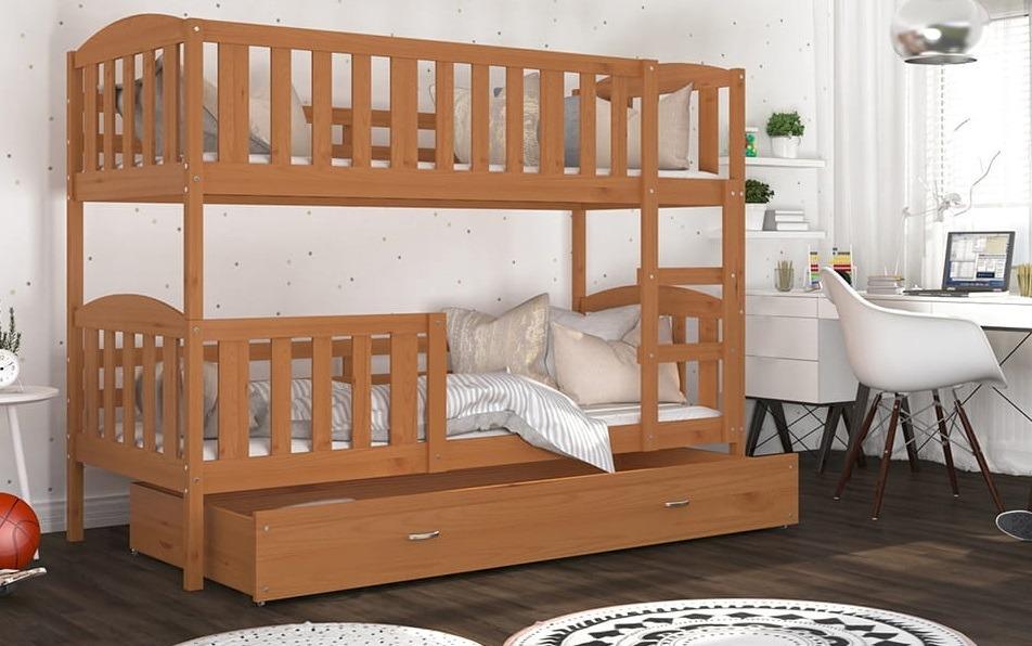 Praktyczna szuflada pod łóżko – prosty sposób na oszczędzenie przestrzeni