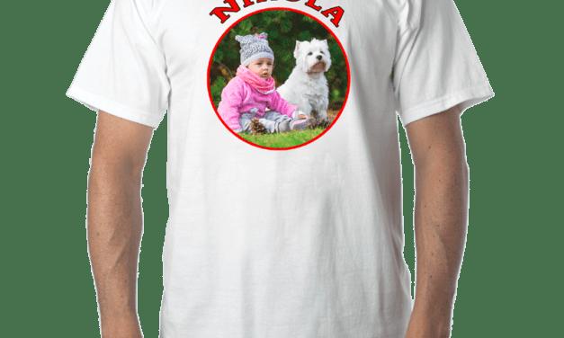 Koszulki ze zdjęciem