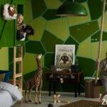 Nowoczesny pokój dziecięcy – kolory dla fanów gier